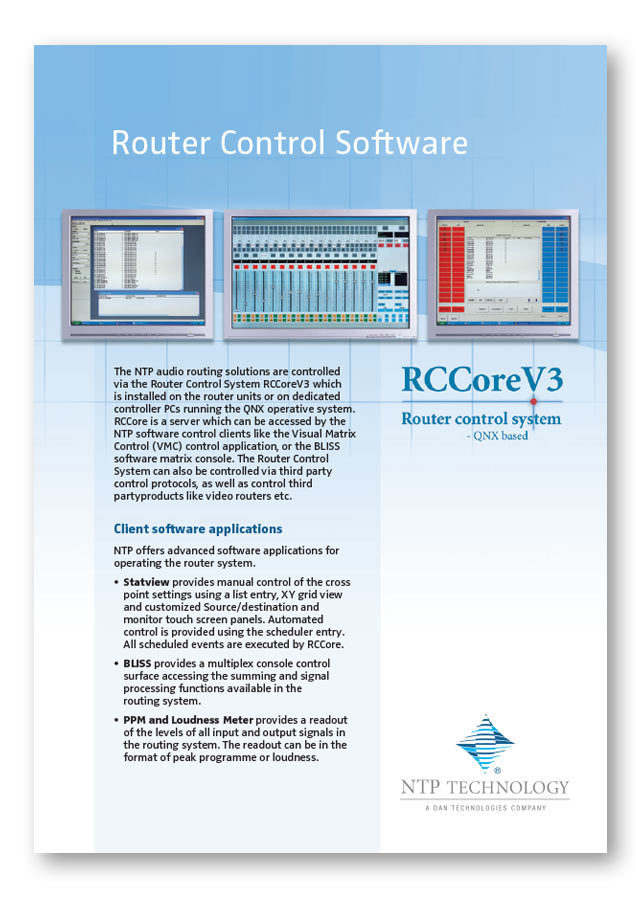 Router Control Software PDF