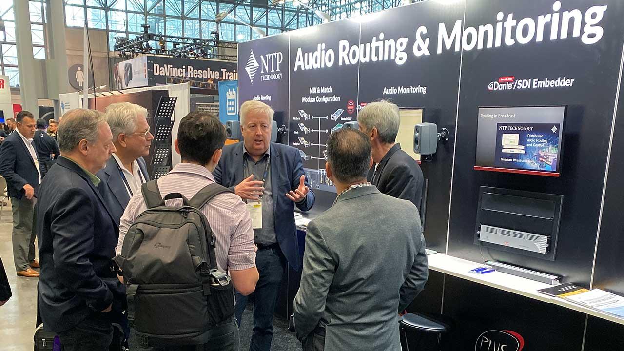 NTP at NAB NY 2019